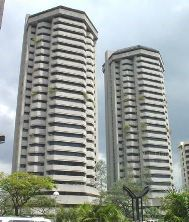 twin towers building